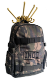 Indo Backpack - Camouflage