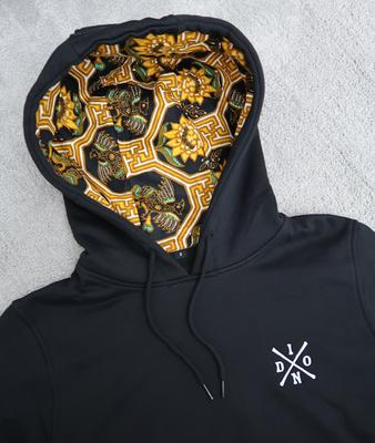 Batik Hoodie - Kuning