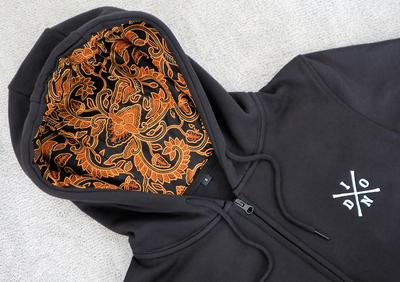 Batik Vest - Coklat